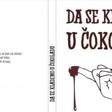 """Knjiga kratkih priča """"DA SE KLADIMO U ČOKOLADU"""""""